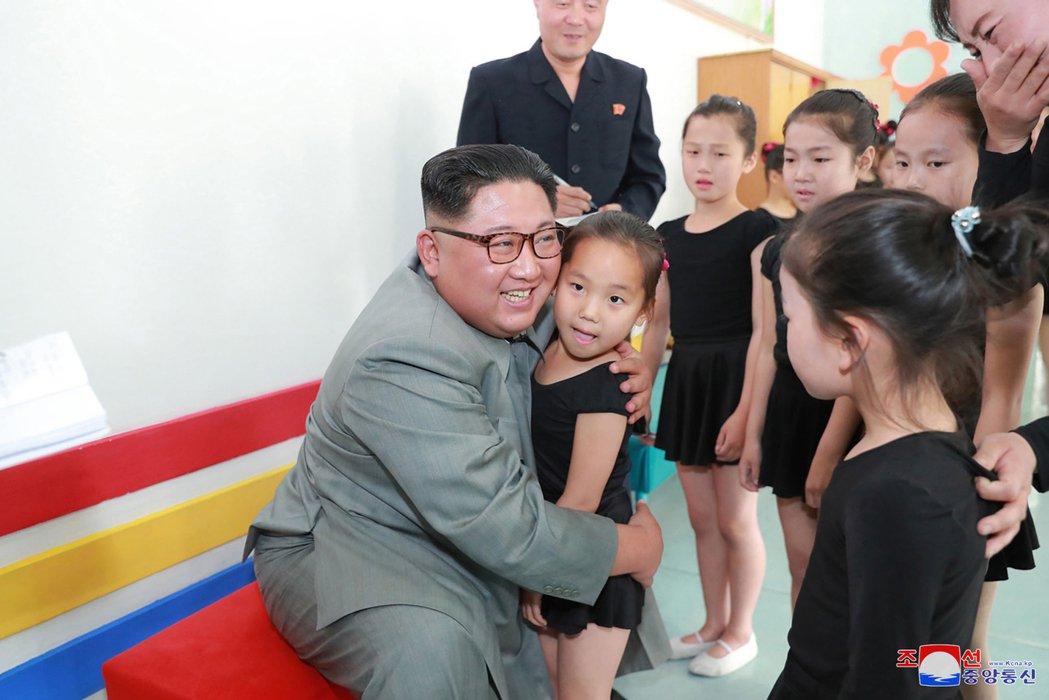「北韓飛彈試射,南韓生育率就降?」從歷史數據來驗證卻並非如此。 圖/美聯社