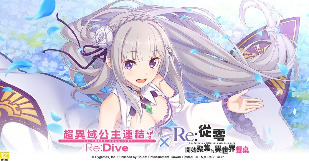 《Re:從零開始的異世界生活》★3期間限定角色-愛蜜莉雅