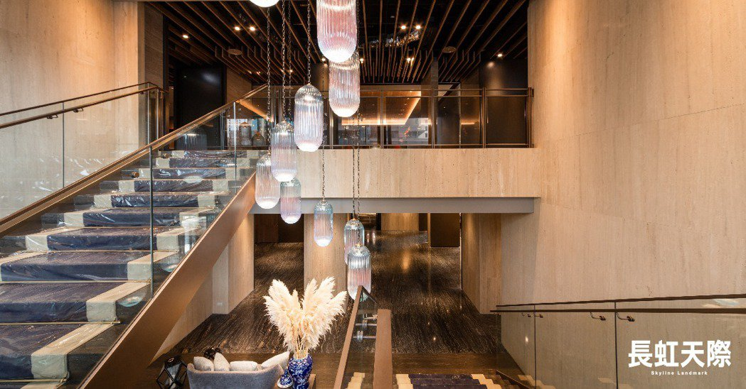 「長虹天際」集結構安全、細緻工法、嚴選建材到樂活空間之大成。(圖/長虹建設)