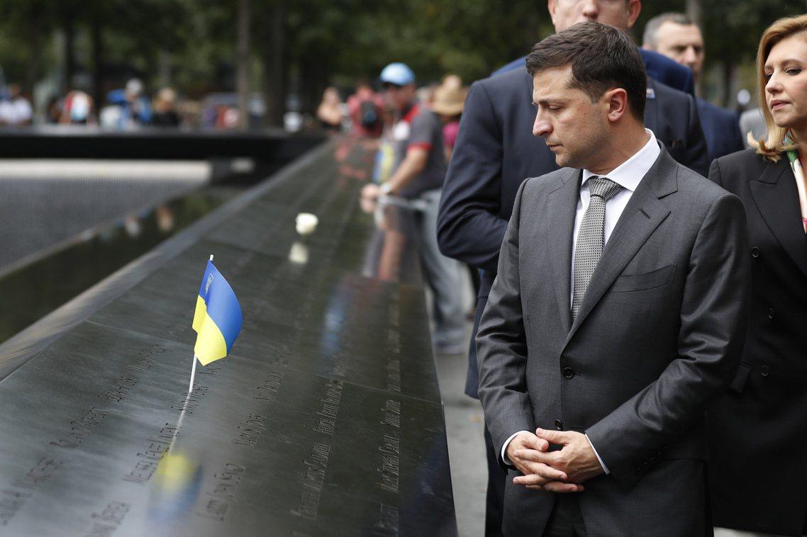 在與澤倫斯基的對話中,川普不僅要求烏克蘭政府配合朱利安尼、巴爾,深入追查「拜登父...
