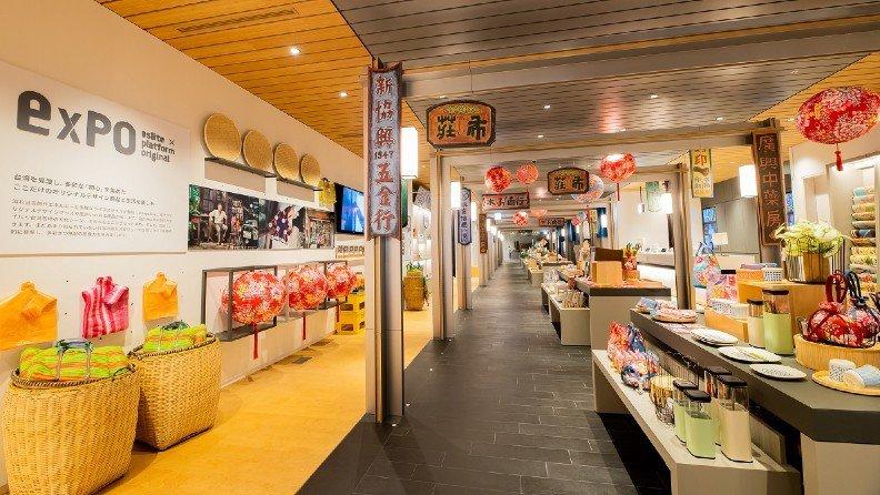 台灣的小雜貨、餐飲、食品,都具有獨特魅力,深受日本消費者的喜愛。誠品提供
