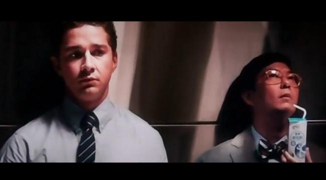 舒化奶在「變形金剛3」的植入廣告成為觀眾討論焦點。