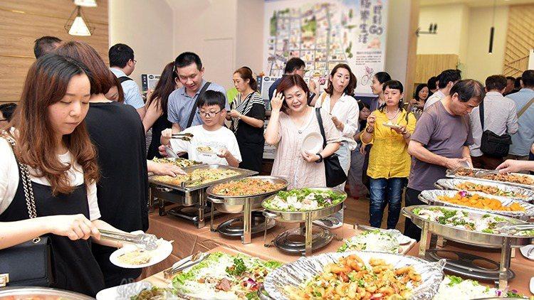 重要節慶家家戶戶聚餐,也被拿來當作來客減少的擋箭牌。 圖/住展雜誌提供