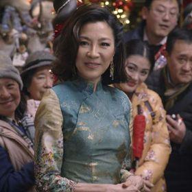 楊紫瓊母憑子貴,靠亨利高汀演出《去年聖誕節》,霸氣演出「龍后」艾蜜莉亞克拉克老闆