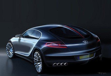 Bugatti說過不出SUV的! 新車型只是底盤比較高而已