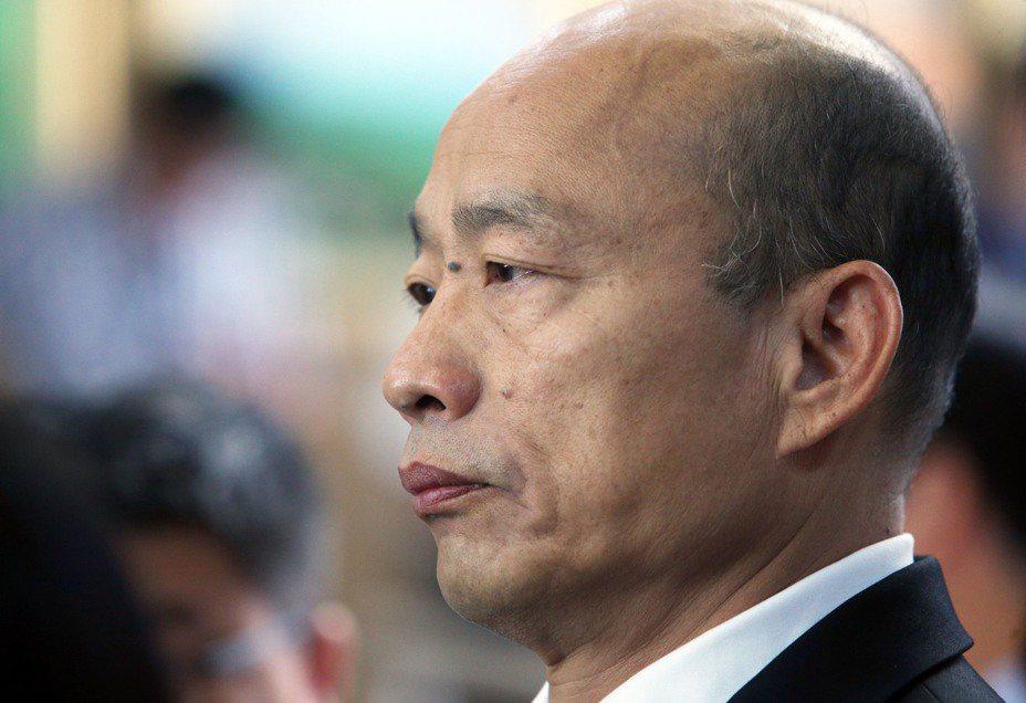高雄市長韓國瑜今天在官Line發文表示,市府決定公開當年所有與氣爆有關的機密文件,供議員與民眾自由調閱與檢驗。記者劉學聖/攝影