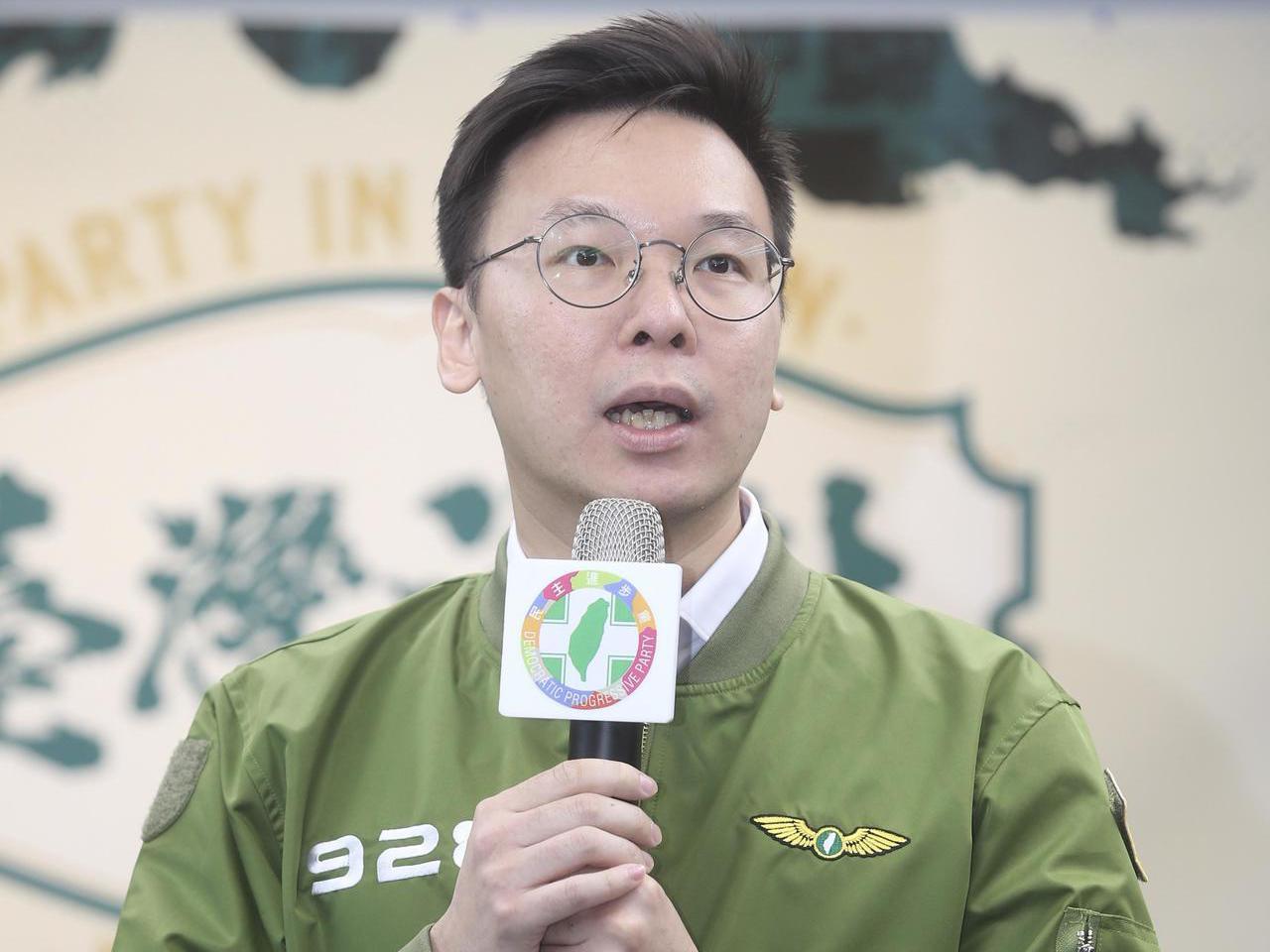 民進黨副秘書長林飛帆。圖/聯合報系資料照片