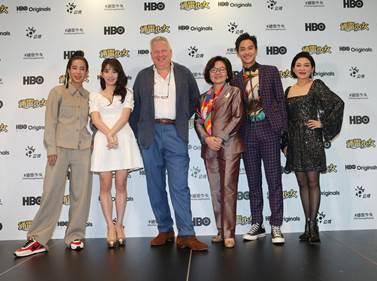 「通靈少女」第二季。圖/HBO提供
