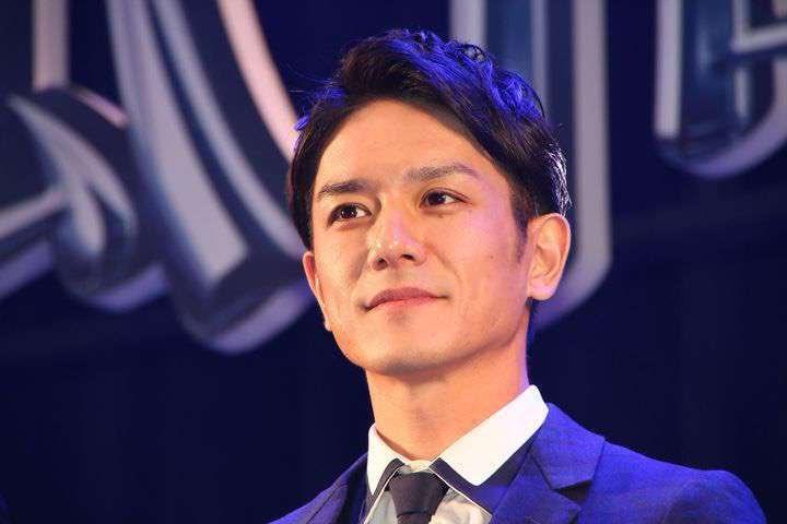 瀧澤秀明現在成為傑尼斯副社長。圖/摘自推特