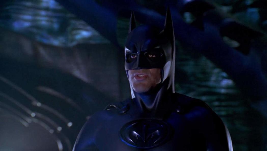 喬治柯隆尼演「蝙蝠俠」時,也有千萬美元片酬。圖/摘自imdb