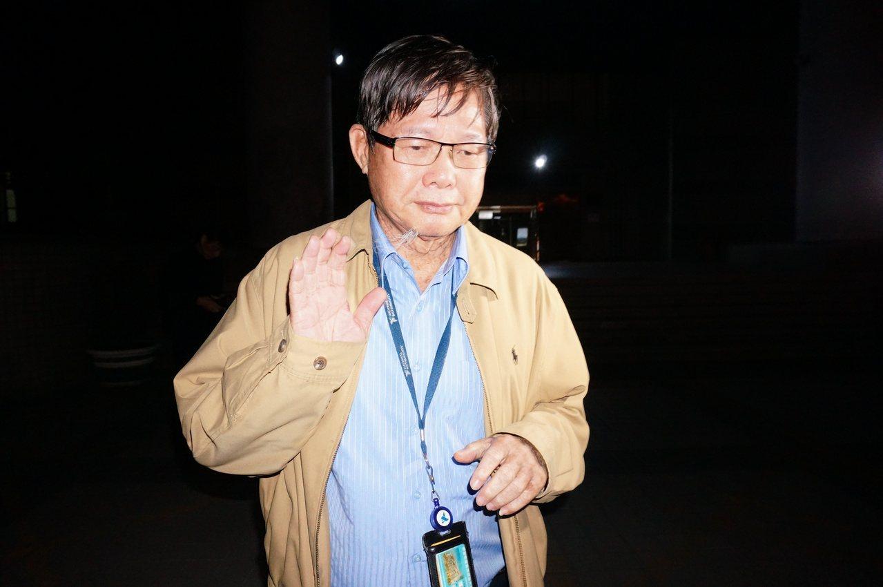 陳慶男(見圖)的委任律師李育禹得知判決表示實在判太重,一定會上訴。圖/本報資料照