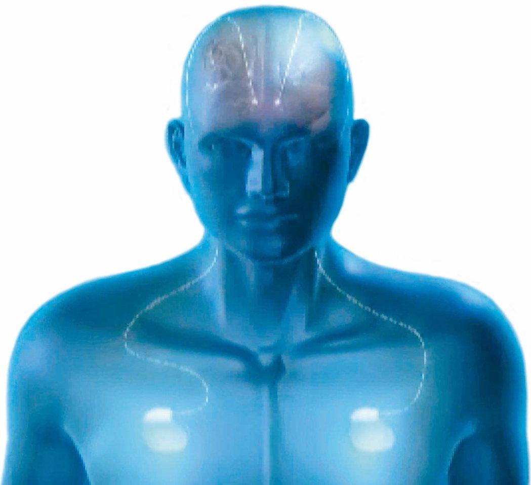 深部腦部刺激手術是將電極晶片植入預定的腦部區域,透過電線連接到刺激器,刺激器則植...