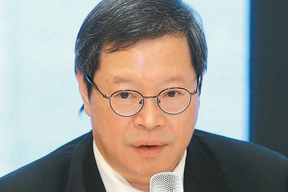 前台灣金控總經理詹庭禎轉任中國信託銀行副董事長。 (本報系資料庫)