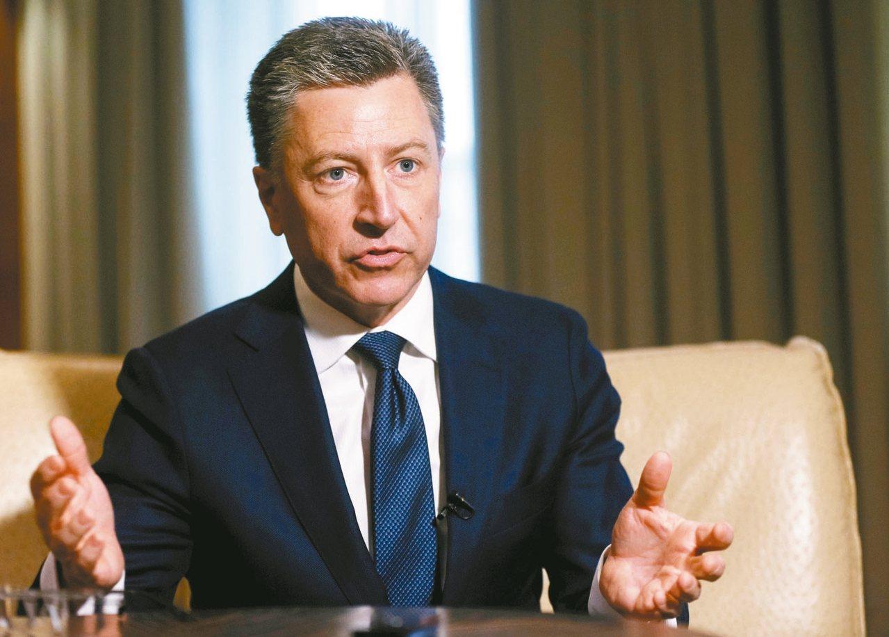 美國的烏克蘭特使沃爾克也列為證人,但他27日突然辭職。 路透
