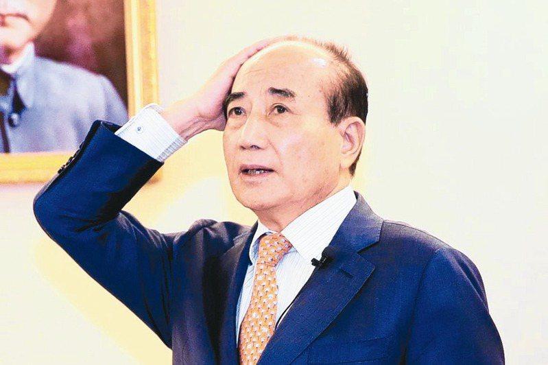 目前傳出可能與親民黨合作的人,包括立法院前院長王金平(圖)。 圖/聯合報系資料照片