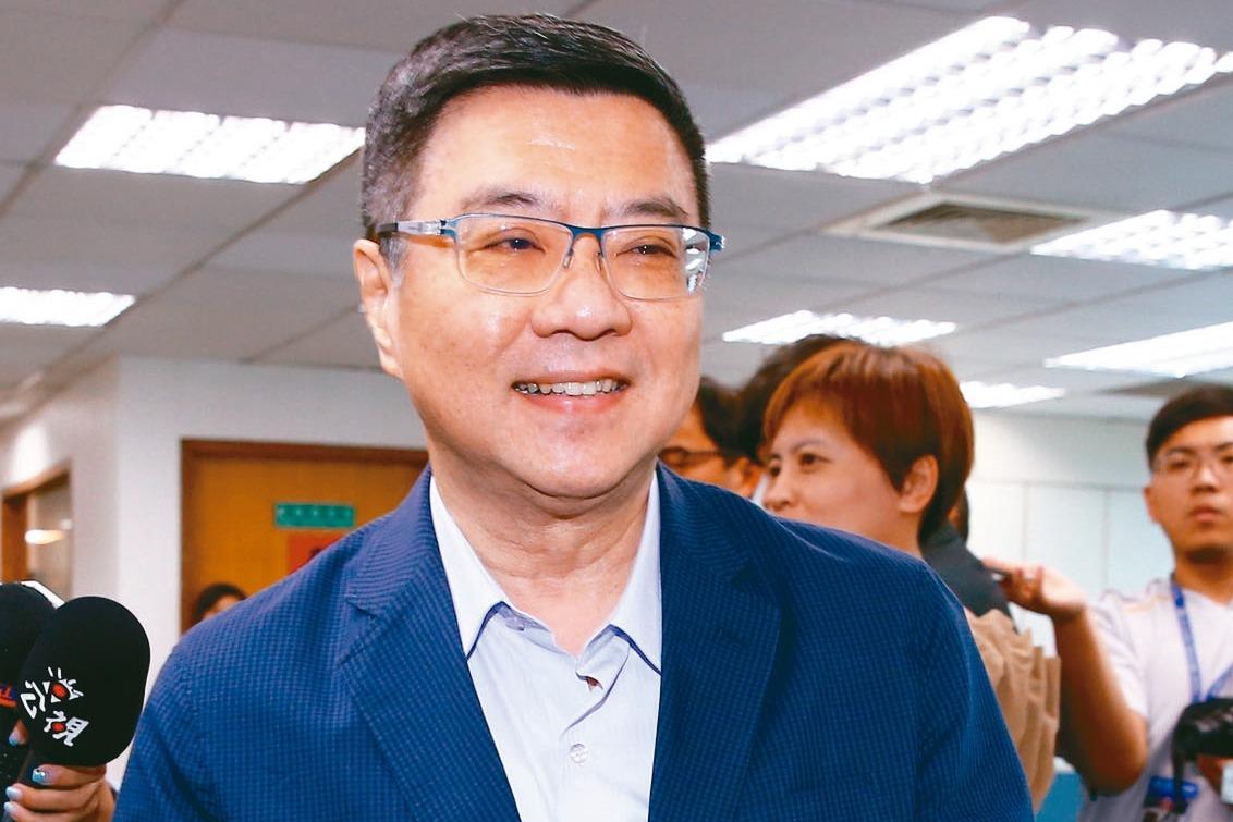 民進黨主席卓榮泰。 圖/聯合報系資料照片