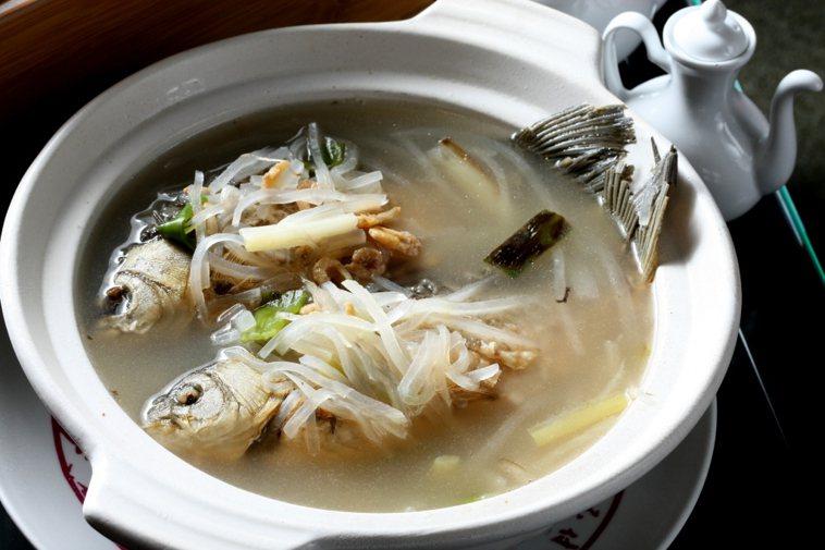 鯽魚湯。本報資料照片