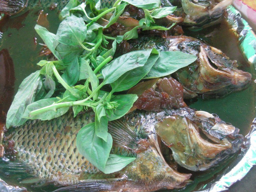 紅燒鯽魚。本報資料照片