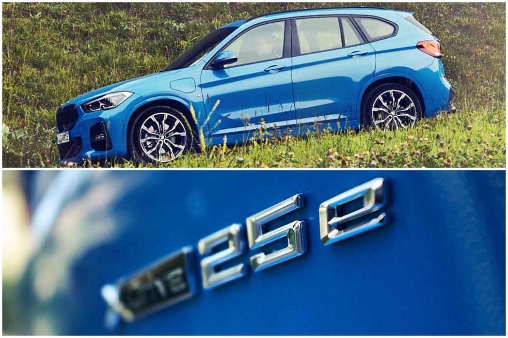 BMW X1藉由發表小改款車型之際,推出了車系史上第一款插電式油電混合動力X1 ...