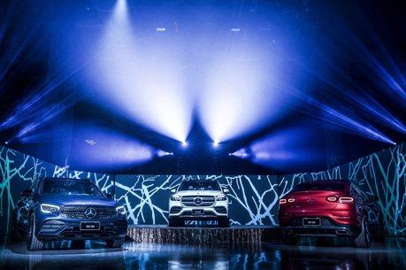 Mercedes-Benz全新豪華SUV家族上市盛典 豪華商旅V-Class邀您來體驗
