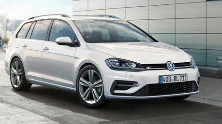 不用再猜了!第八代Volkswagen Golf確定推出Variant旅行車款