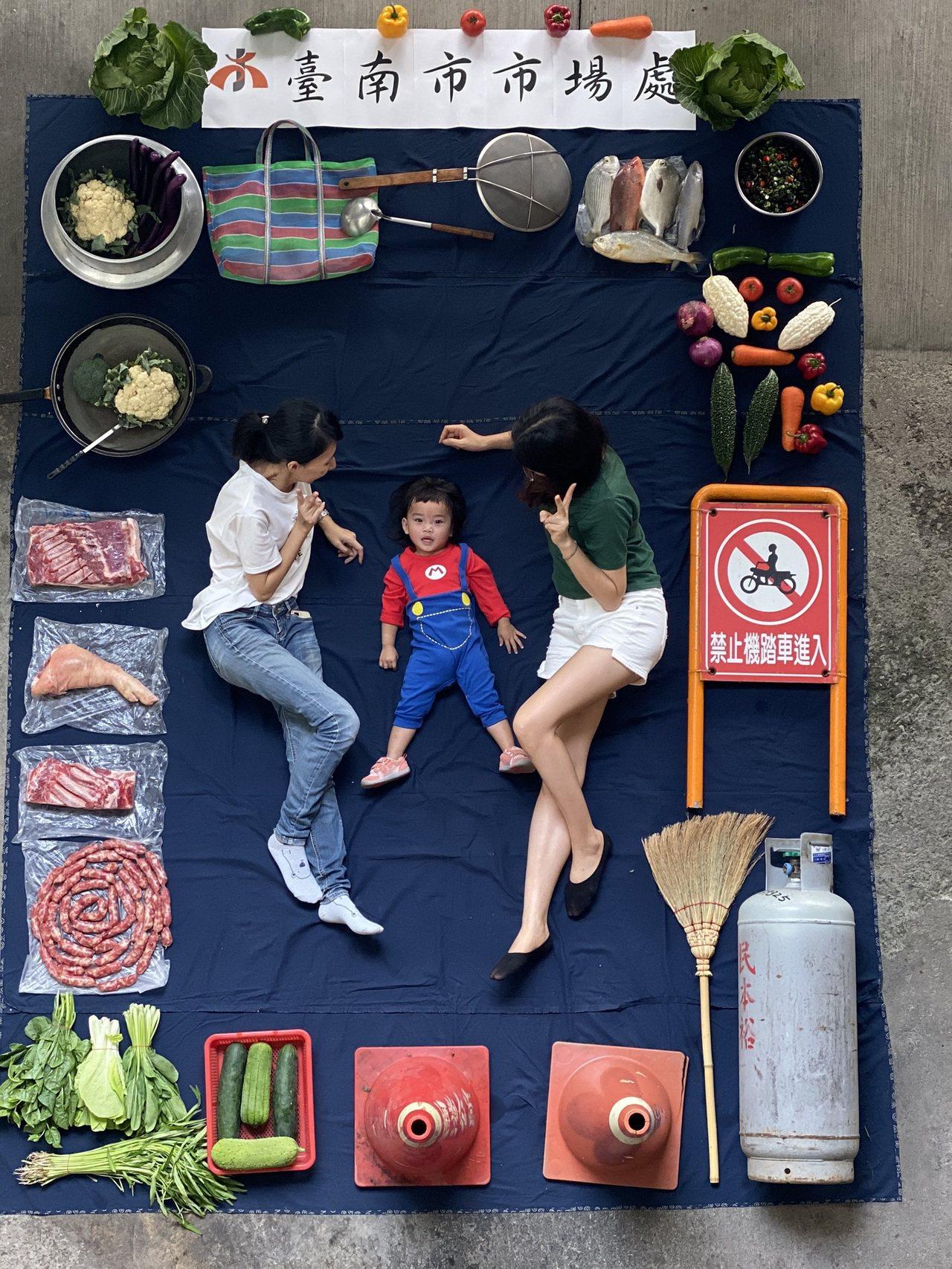 另類行銷!台南傳統市場「開箱文」開放民眾拍照