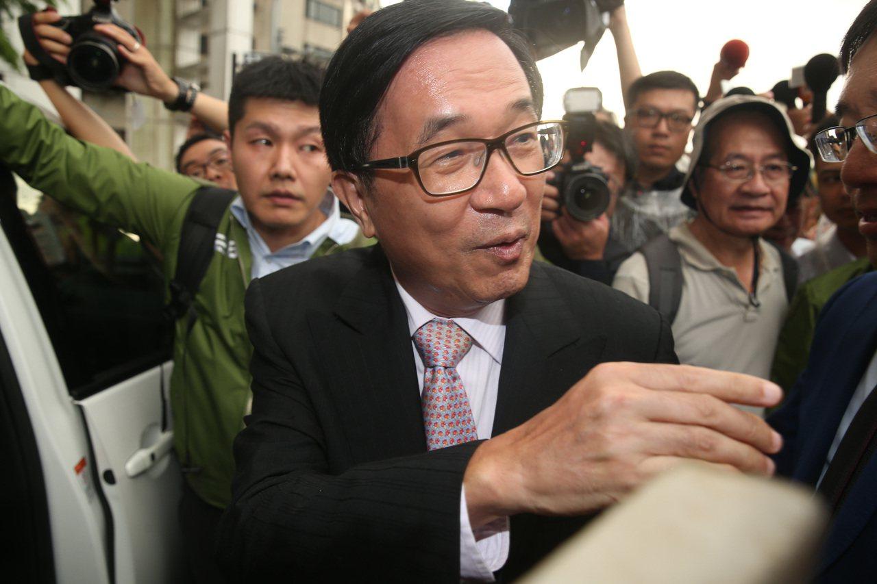 前總統陳水扁談及對「陳同佳案」的看法,表示陳同佳在台犯下殺人棄屍案,不管用什麼片...