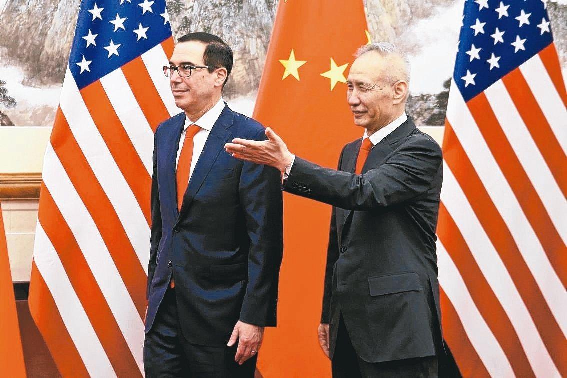 美中貿易戰消息反覆,最新消息指美中新一輪談判將於10月10、11日登場,使市場又...