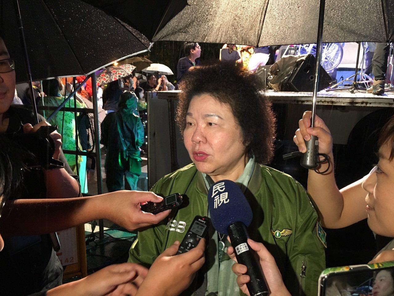 總統府秘書長陳菊。 聯合報系資料照片/記者蔡晉宇攝影