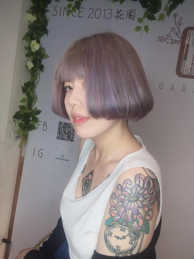 髮型創作/Garden hair Salon花園髮型 / ULA優拉。圖/Sty...