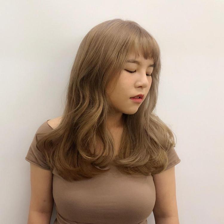 髮型創作/供LAB hair salon / 魔女安柏。圖/StyleMap美配...