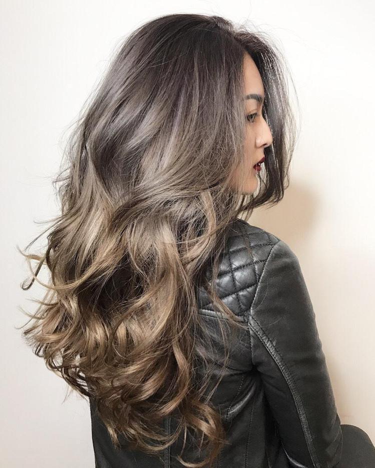 髮型創作/suddenly hair styling / 李慧奇。圖/Style...