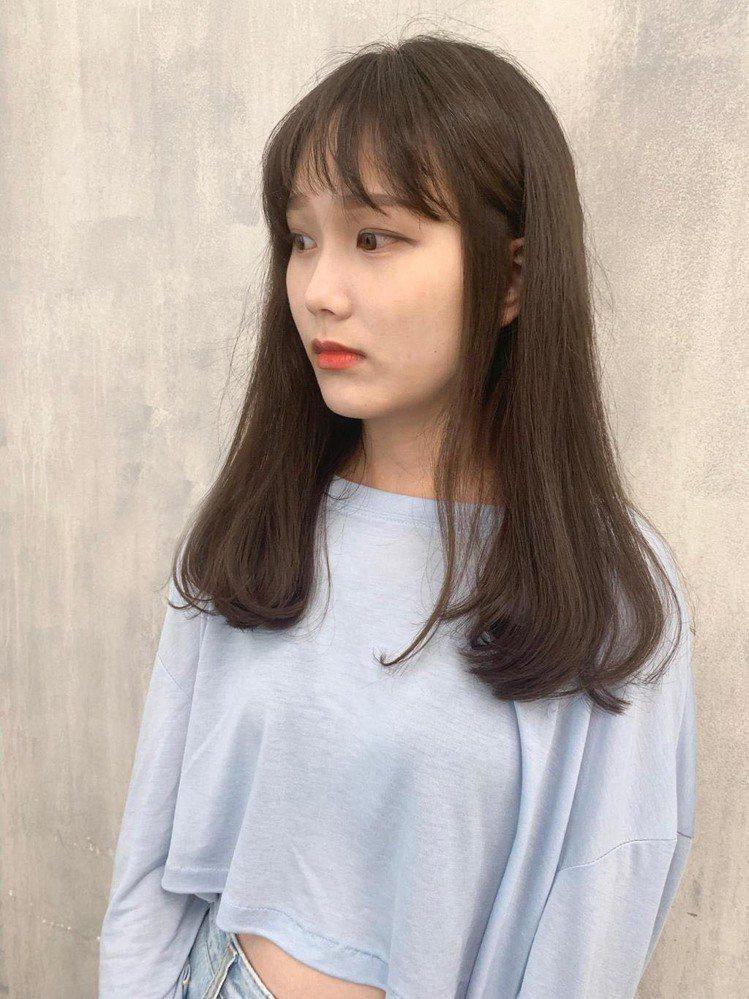 髮型創作/默·MO HAIR / miumiu。圖/StyleMap美配提供