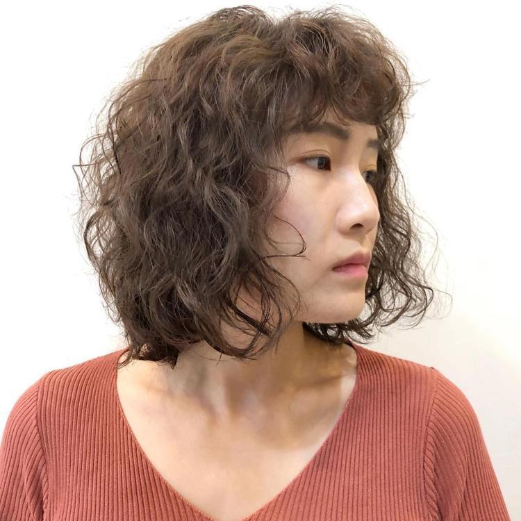 髮型創作/Mvsa / 施懿真Jen。圖/StyleMap美配提供