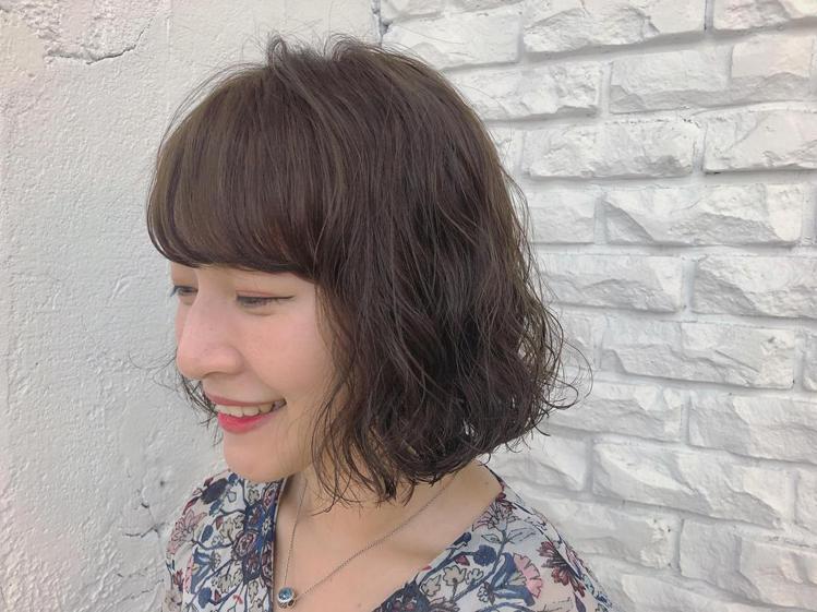 髮型創作/sieg / Nina。圖/StyleMap美配提供