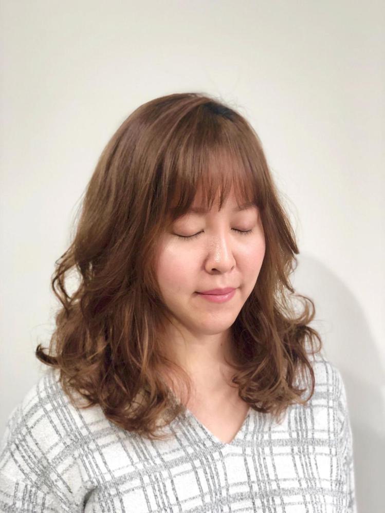 髮型創作/Parfait Hair Salon / Mei Chen。圖/Sty...