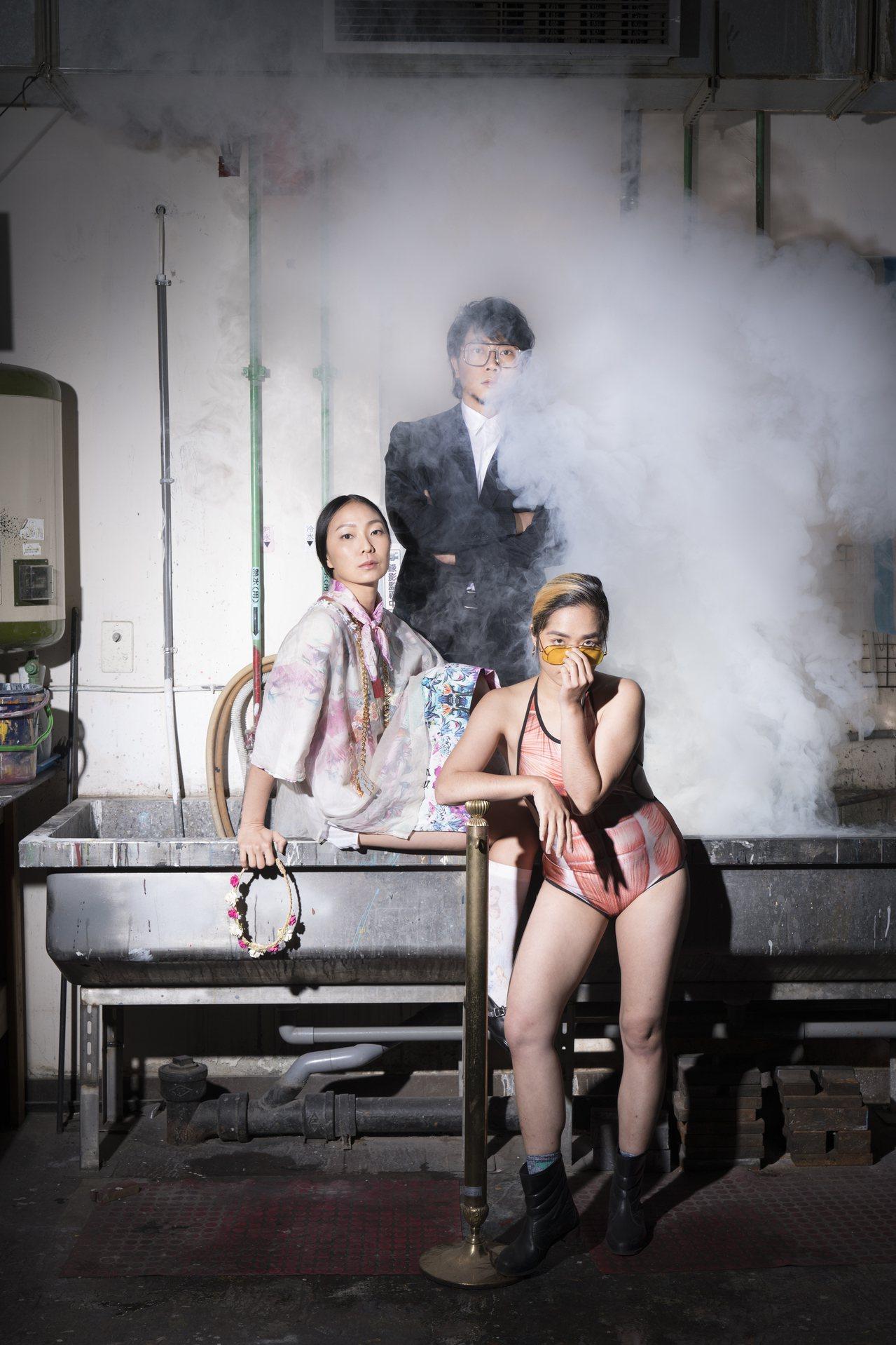台灣編舞家的「微舞作」。圖/兩廳院提供