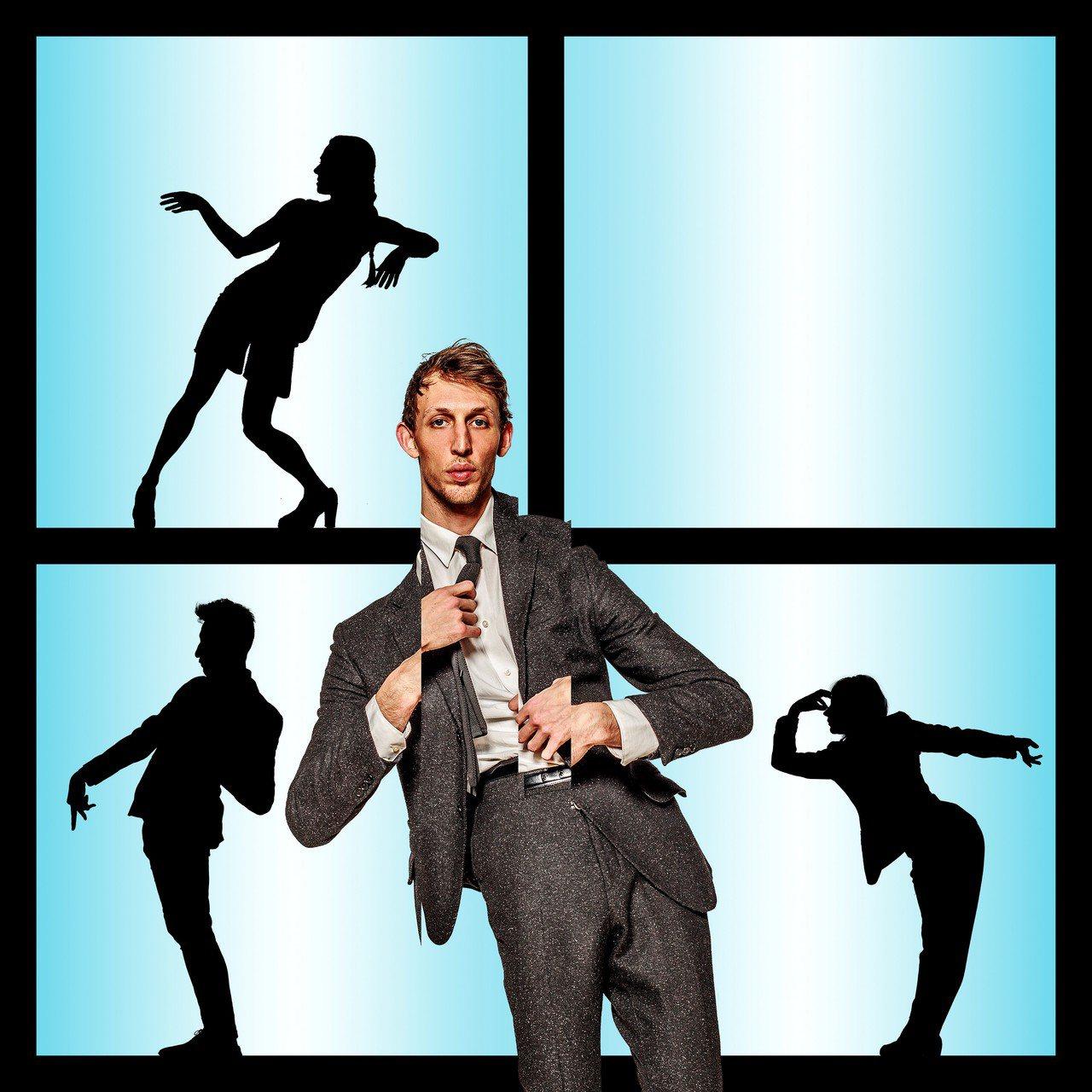 加拿大的編舞家菲德希克.葛拉威帶著9位舞者、一個搖滾樂團來台,將劇場轉化為暗黑系...