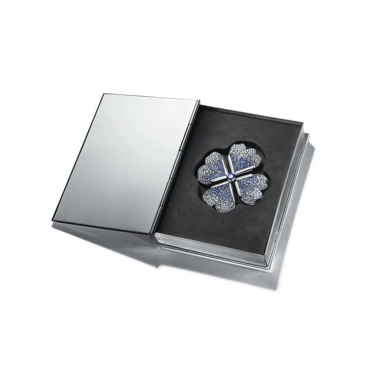 Tiffany 2019 Blue Book高級珠寶作品。圖/Tiffany &...