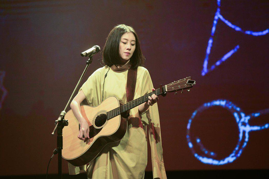 白安的「我們的時代」第10場,28日來到SPERO高雄海流館開唱。圖/相信音樂提