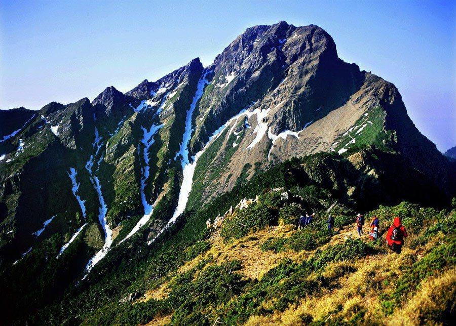 山林開放解禁後,未來山友前往各步道健行將更為方便。 圖/玉山處提供
