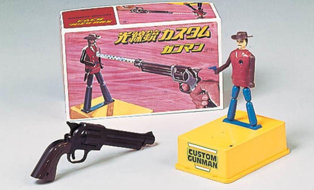 光線槍CUSTOM GUNMAN(澎湃新聞圖片)