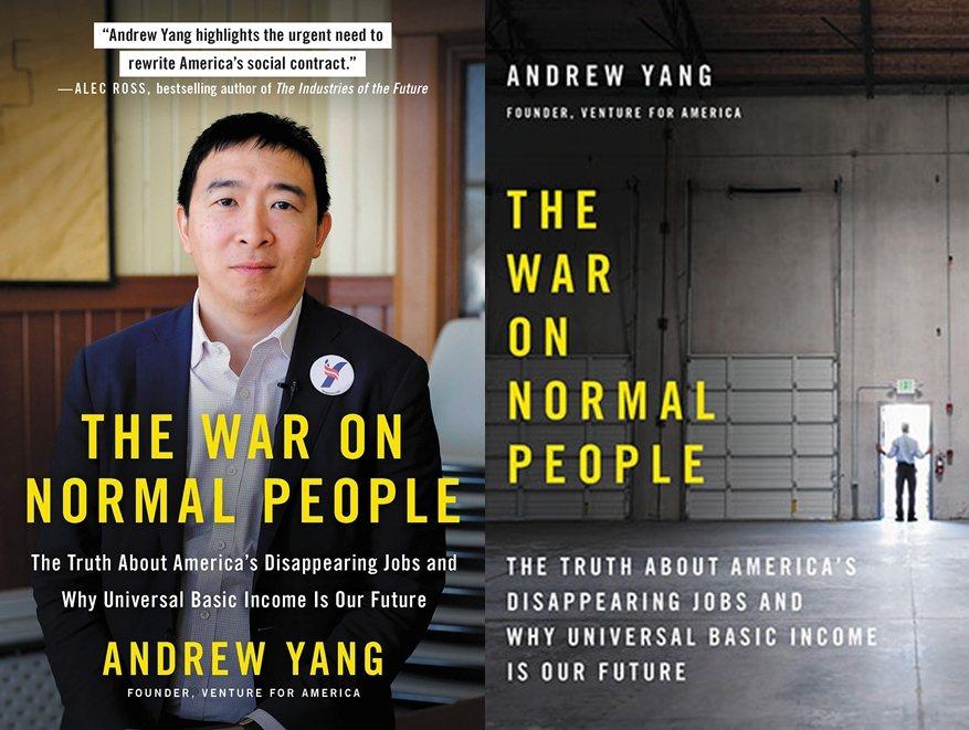 楊安澤在他的著作《普通人戰爭》中詳述他的「盛世危言」。他深信自動化與人工智慧終會...