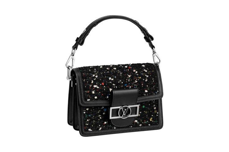 LV MINI DAUPHINE手袋售價106,000元。圖/LV提供