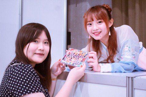 女團AKB48 Team TP,29日舉行握手會,吸引眾多鐵粉擁護,將第二張單曲「TTP Festival」賣到斷貨,估計狂銷13000張。隊長陳詩雅開心分享這次特地花了小心機,穿古裝造型的衣服,「...