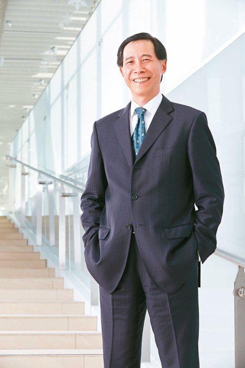 台灣人壽總經理莊中慶。圖/台壽提供