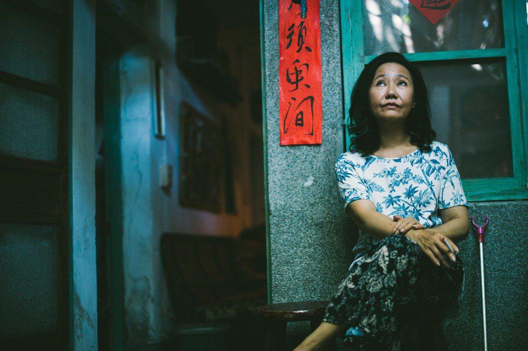呂雪鳳與導演張作驥再次合作新片「那個我最親愛的陌生人」。圖/金馬執委會提供