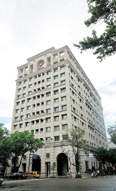 台壽大樓。本報資料照片