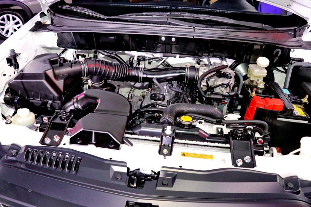 引擎動力維持2.4升直列4缸汽油引擎,最大馬力136hp/5,250rpm、21...