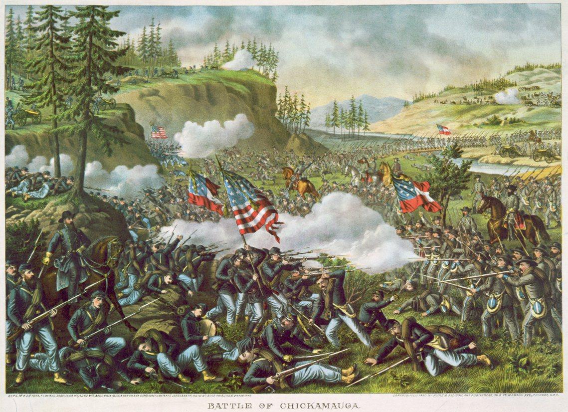 牧師傑佛瑞斯口中的「內戰」,即是指美國19世紀著名的南北戰爭,歷時4年多、超過6...